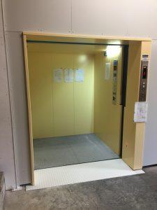 エレベーター・簡易リフトのリニューアルイメージ3