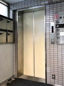 乗用エレベーター改修工事イメージ1