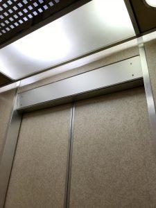 乗用エレベーター改修工事イメージ3